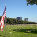 Memorial Day at the Los Angeles National Cemetery
